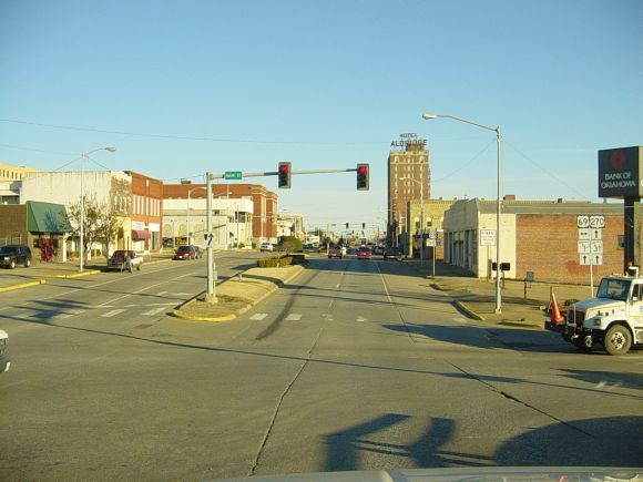 McAlester in Oklahoma, 2008 © Jeremy Wagg on http://commons.wikimedia.org